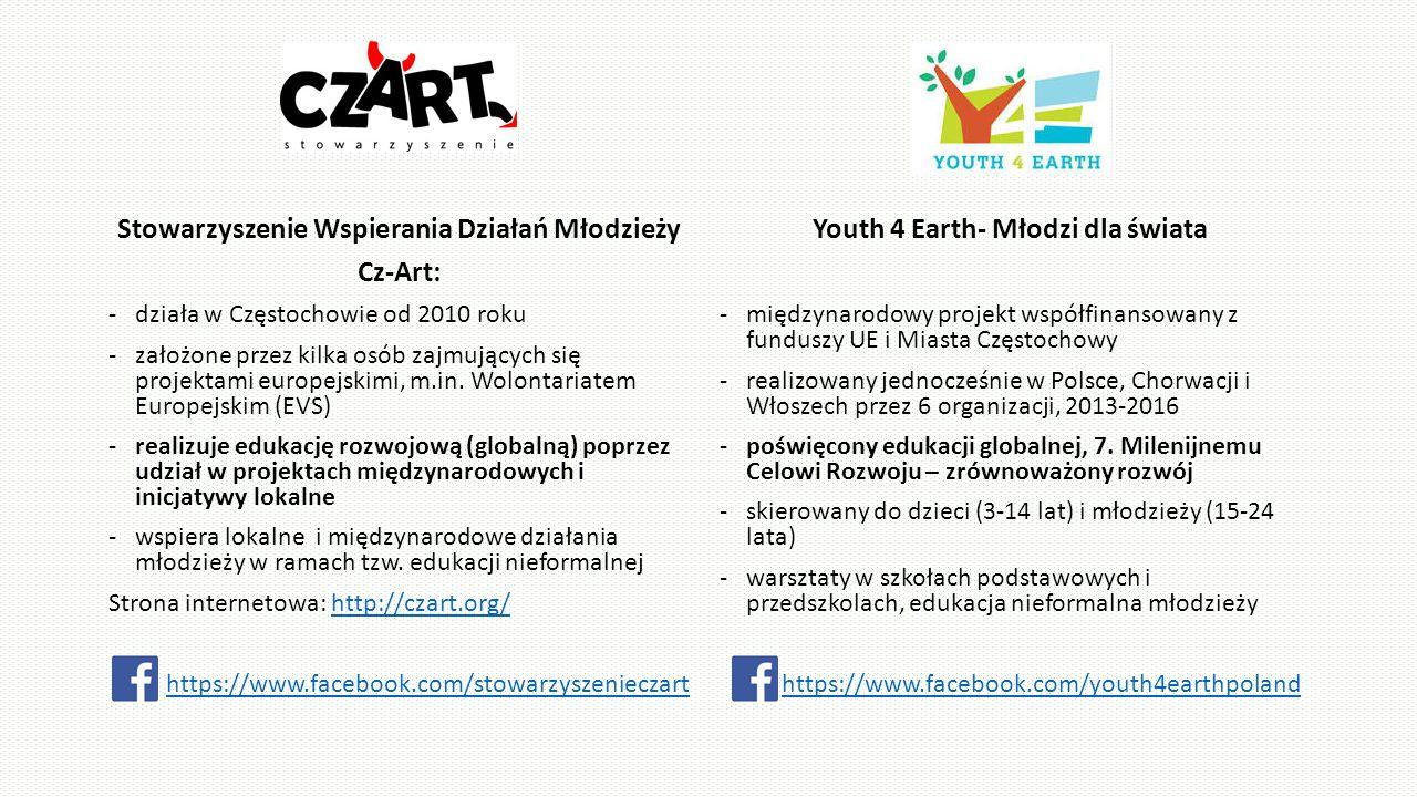 Stowarzyszenie Wspierania Działań Młodzieży Cz-Art: