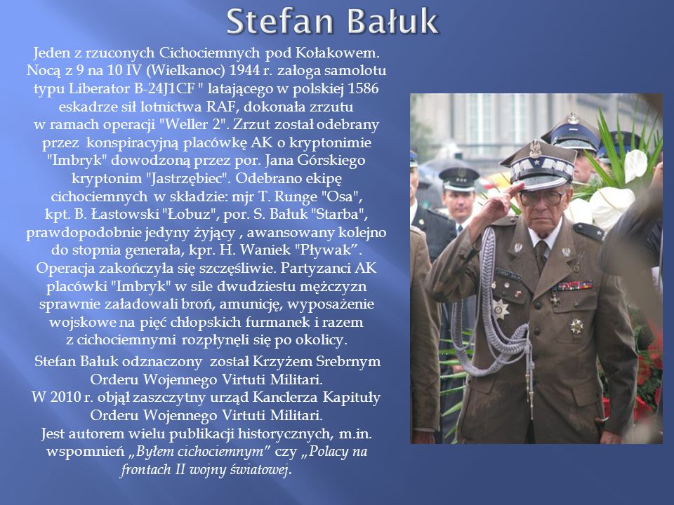 Stefan Bałuk