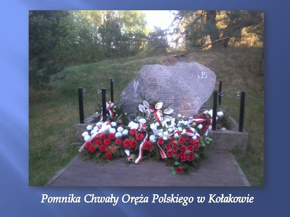Pomnika Chwały Oręża Polskiego w Kołakowie