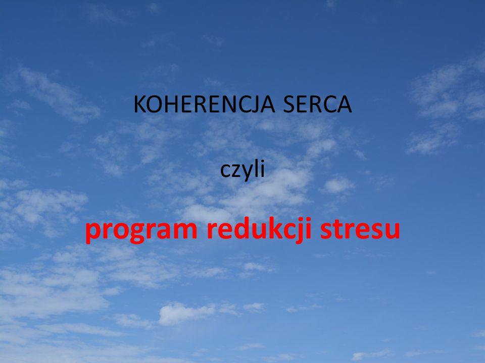 KOHERENCJA SERCA czyli