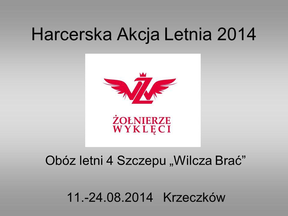 Harcerska Akcja Letnia 2014