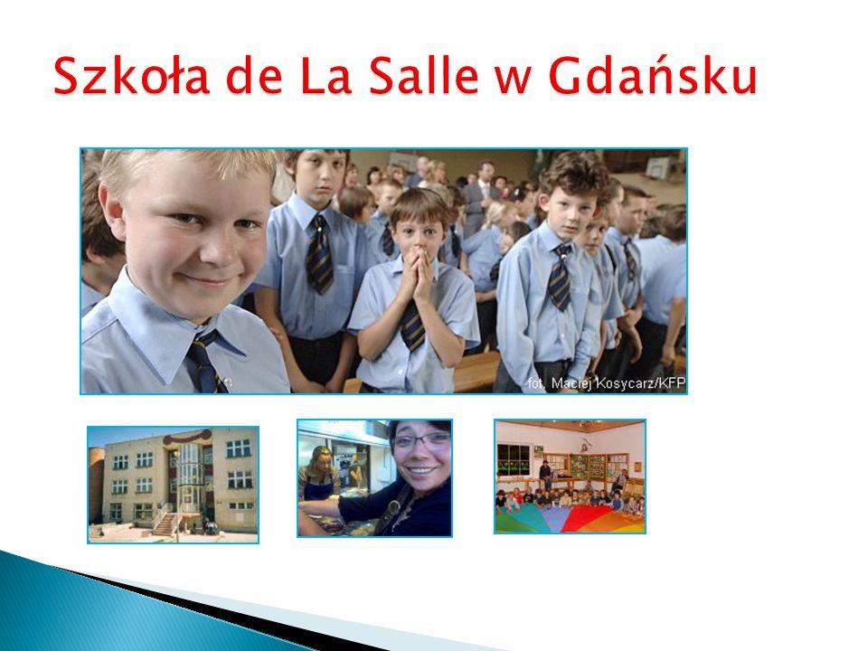 Szkoła de La Salle w Gdańsku