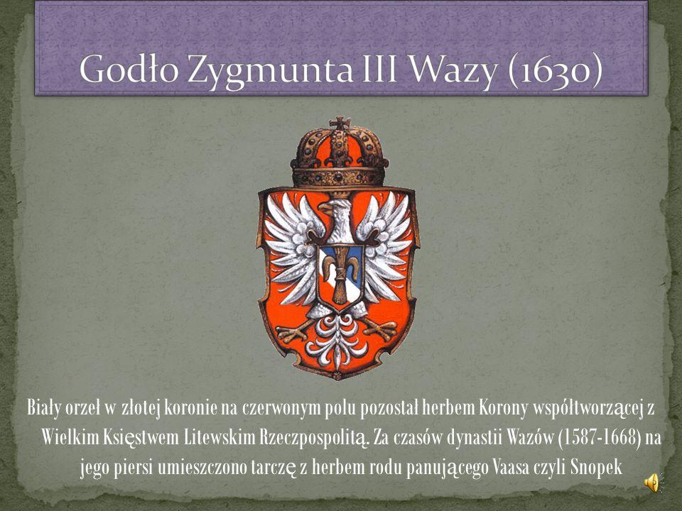 Godło Zygmunta III Wazy (1630)