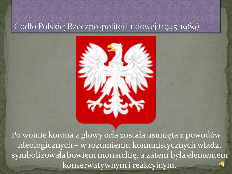 Godło Polskiej Rzeczpospolitej Ludowej (1945-1989)