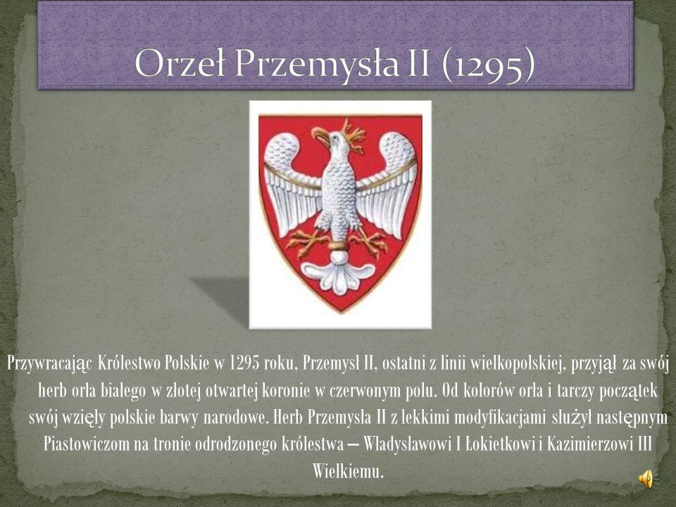 Orzeł Przemysła II (1295)