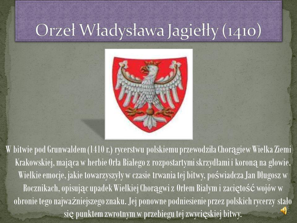 Orzeł Władysława Jagiełły (1410)