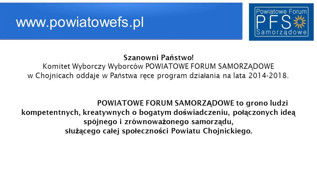www.powiatowefs.pl Szanowni Państwo!