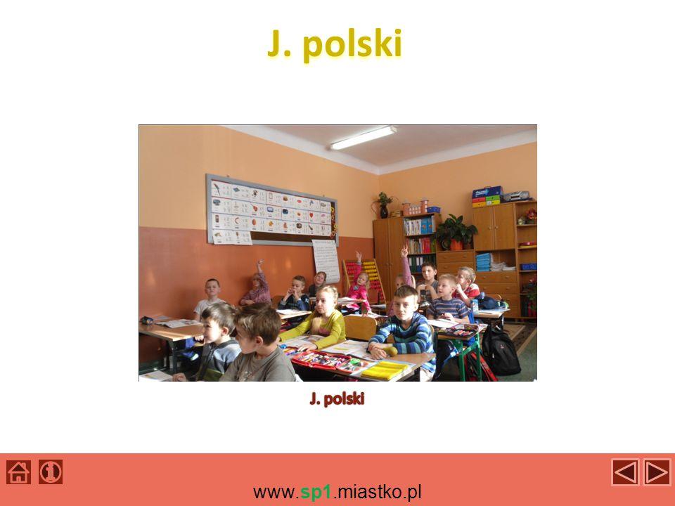 J. polski J. polski www.sp1.miastko.pl