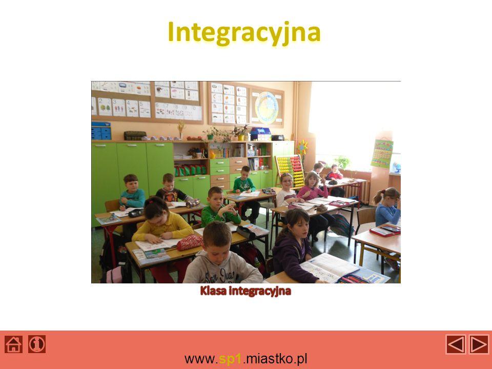 Integracyjna Klasa integracyjna www.sp1.miastko.pl