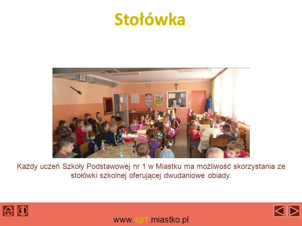 Stołówka www.sp1.miastko.pl