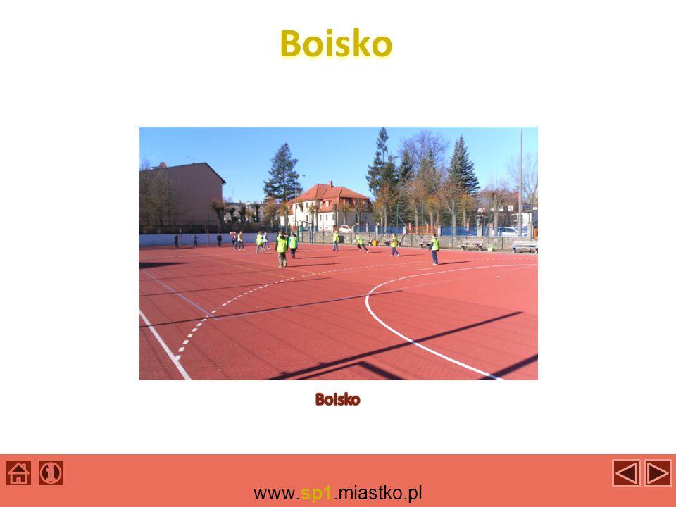 Boisko Boisko www.sp1.miastko.pl