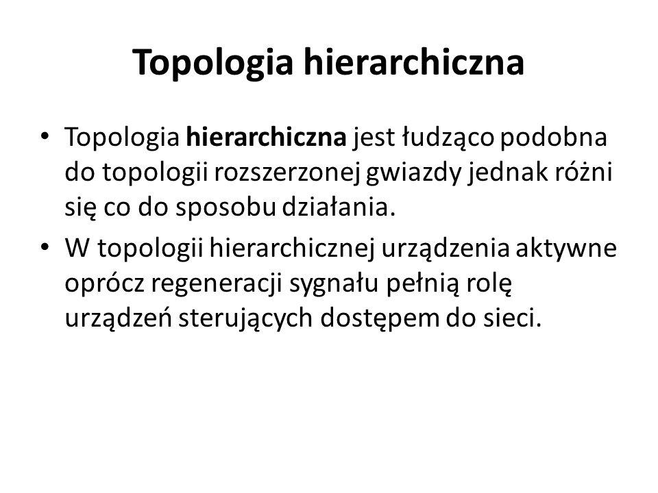 Topologia hierarchiczna