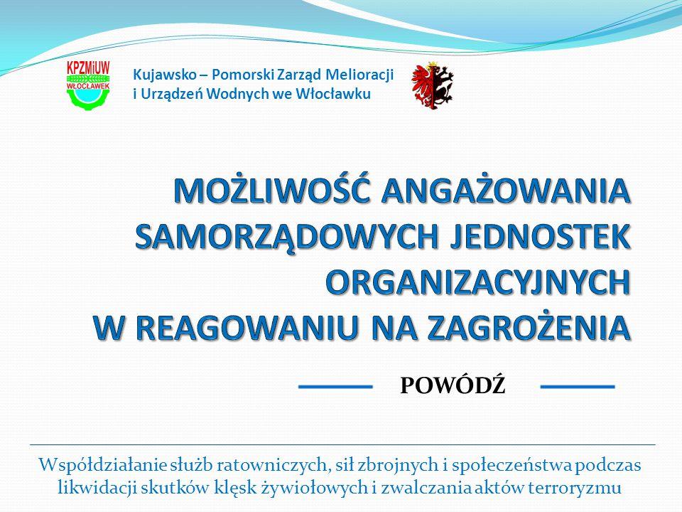 Kujawsko – Pomorski Zarząd Melioracji