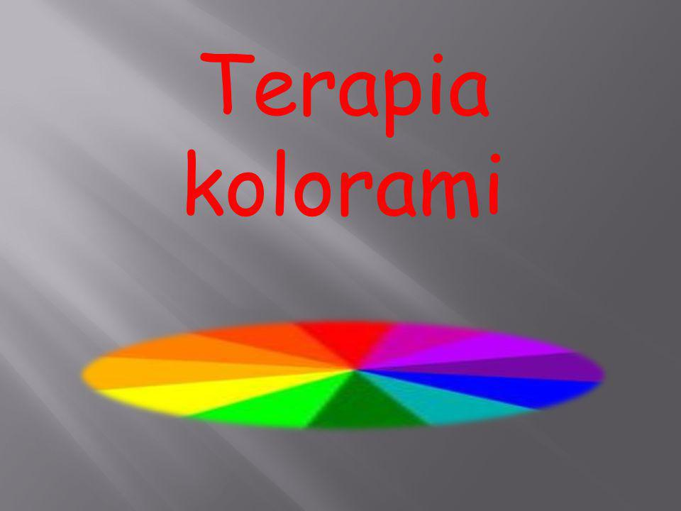 Terapia kolorami