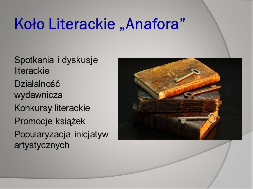 "Koło Literackie ""Anafora"