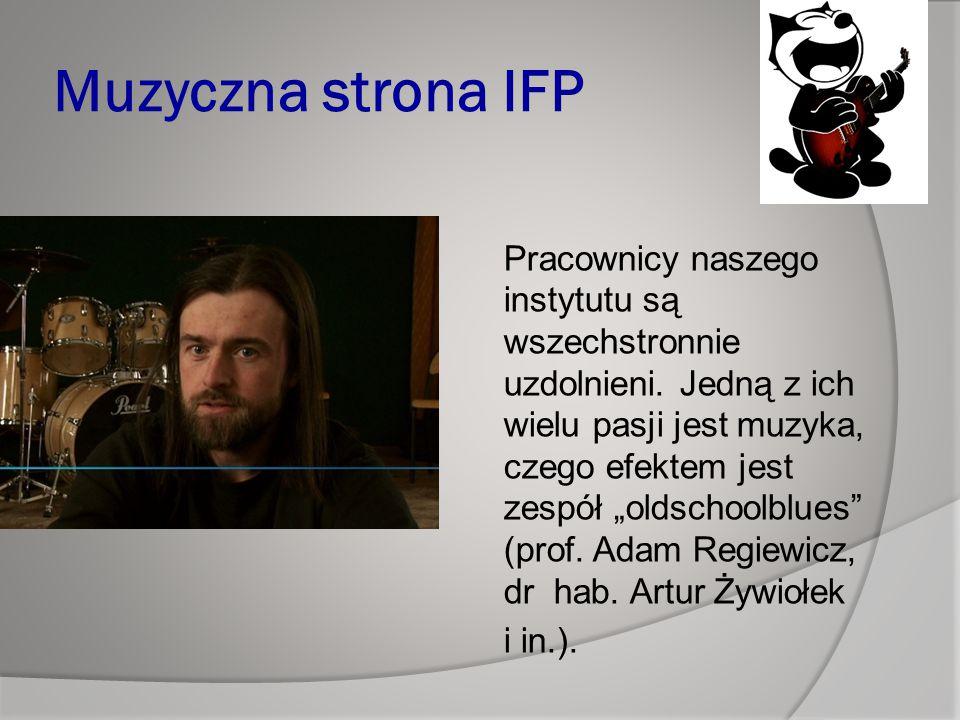 Muzyczna strona IFP