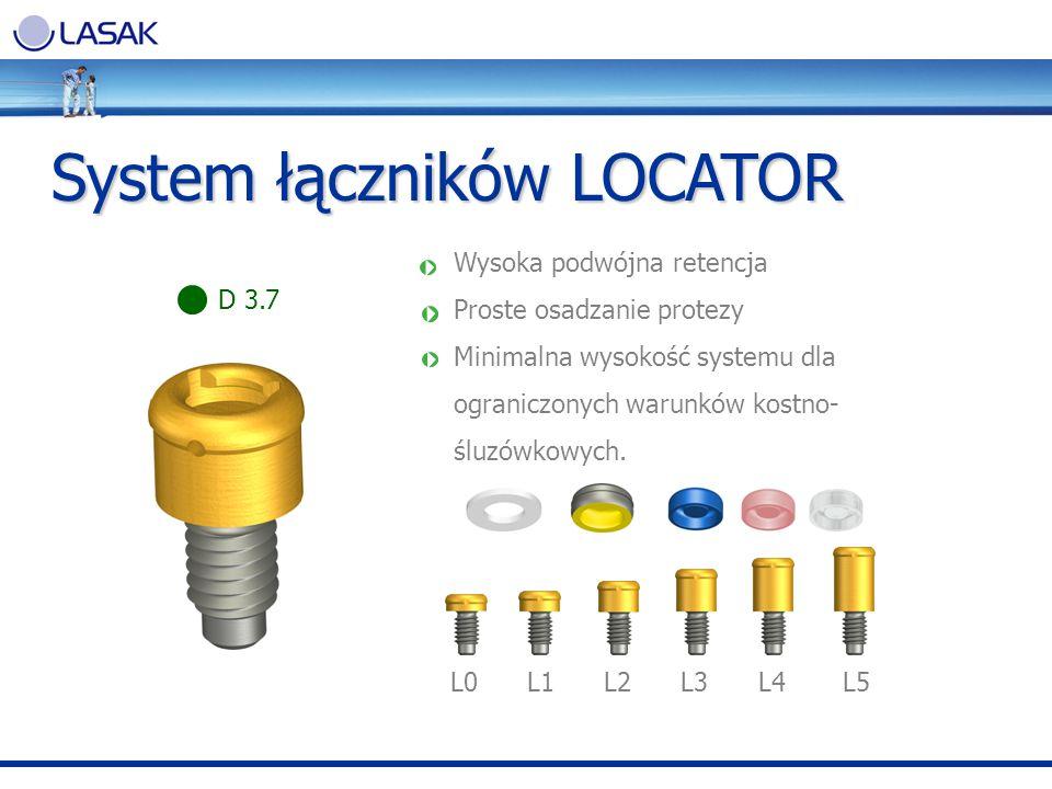 System łączników LOCATOR