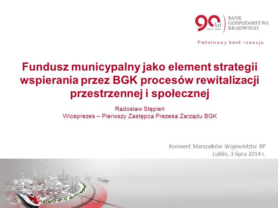 Konwent Marszałków Województw RP Lublin, 3 lipca 2014 r.