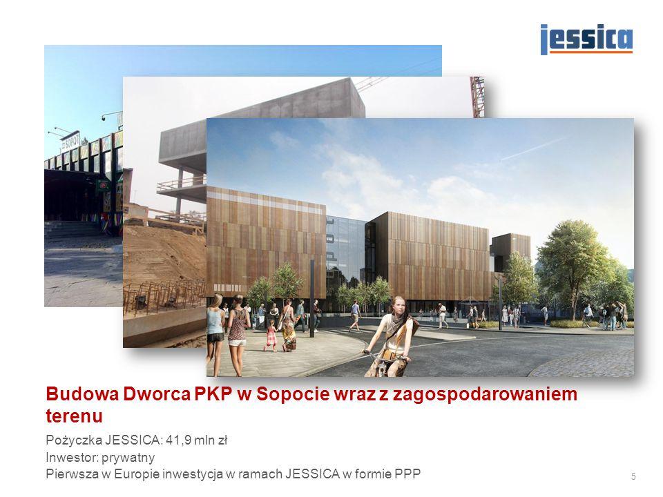 Budowa Dworca PKP w Sopocie wraz z zagospodarowaniem terenu