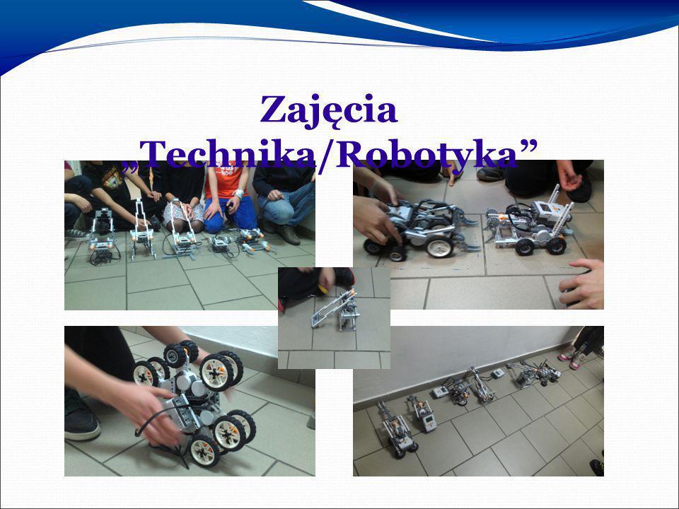"""Zajęcia """"Technika/Robotyka"""
