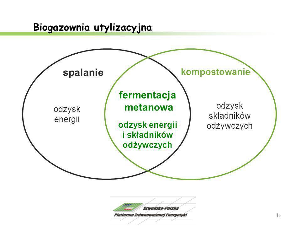 Biogazownia utylizacyjna