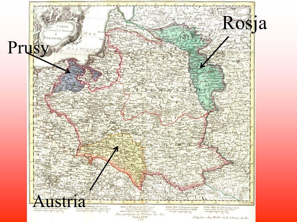 Rosja Prusy Austria
