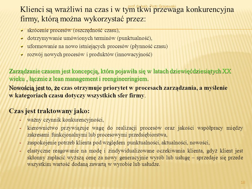 prof.dr hab. Piotr Grajewski