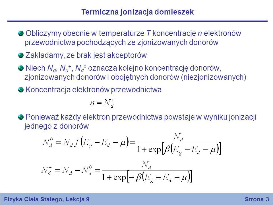 Fizyka Ciała Stałego, Lekcja 9 Strona 3