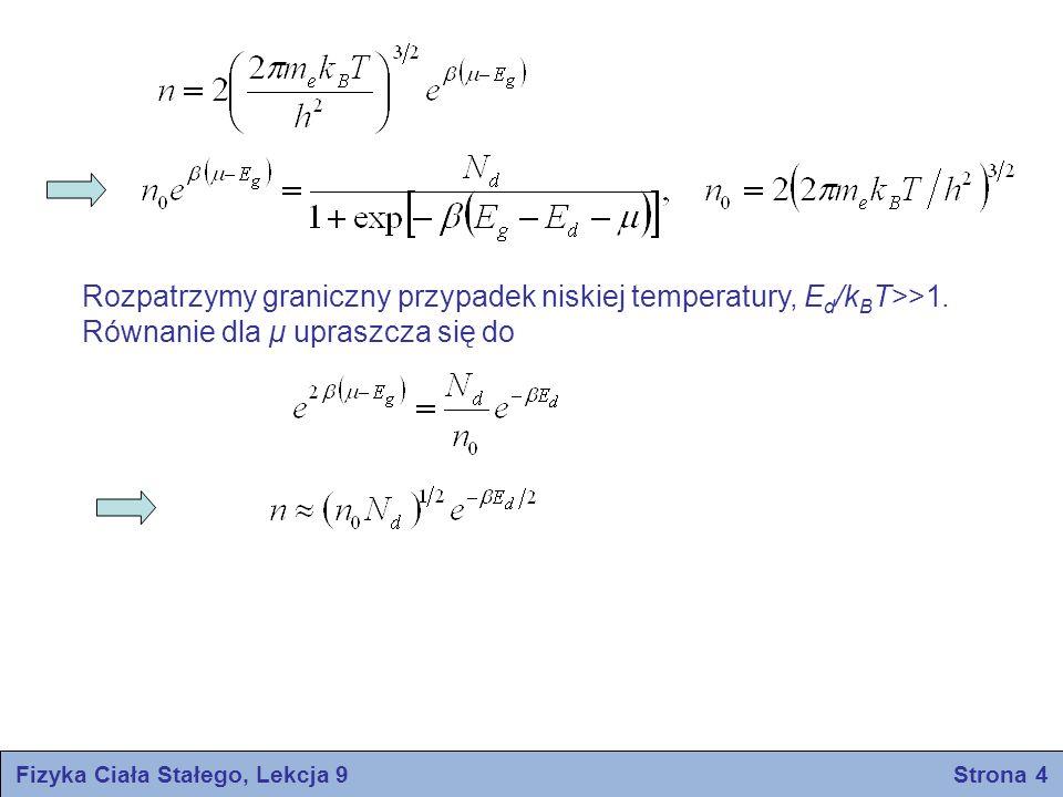 Fizyka Ciała Stałego, Lekcja 9 Strona 4