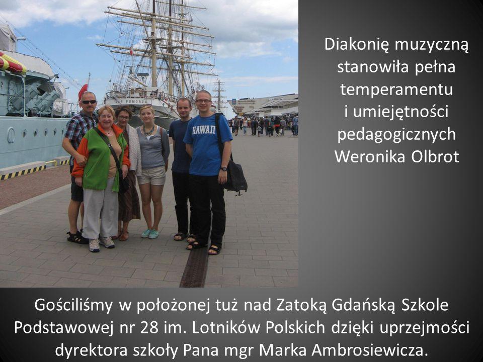 Gościliśmy w położonej tuż nad Zatoką Gdańską Szkole