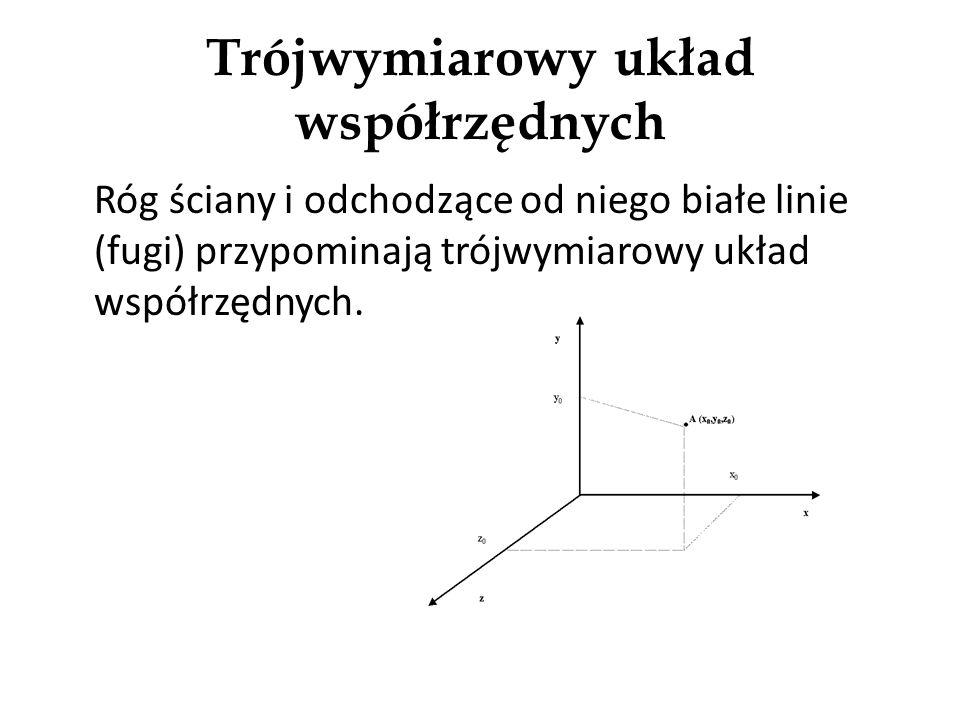 Trójwymiarowy układ współrzędnych