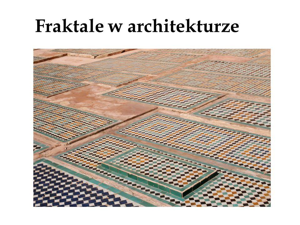 Fraktale w architekturze