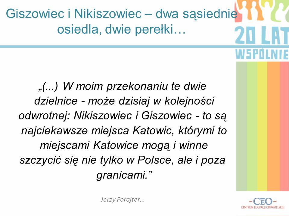 Giszowiec i Nikiszowiec – dwa sąsiednie osiedla, dwie perełki…