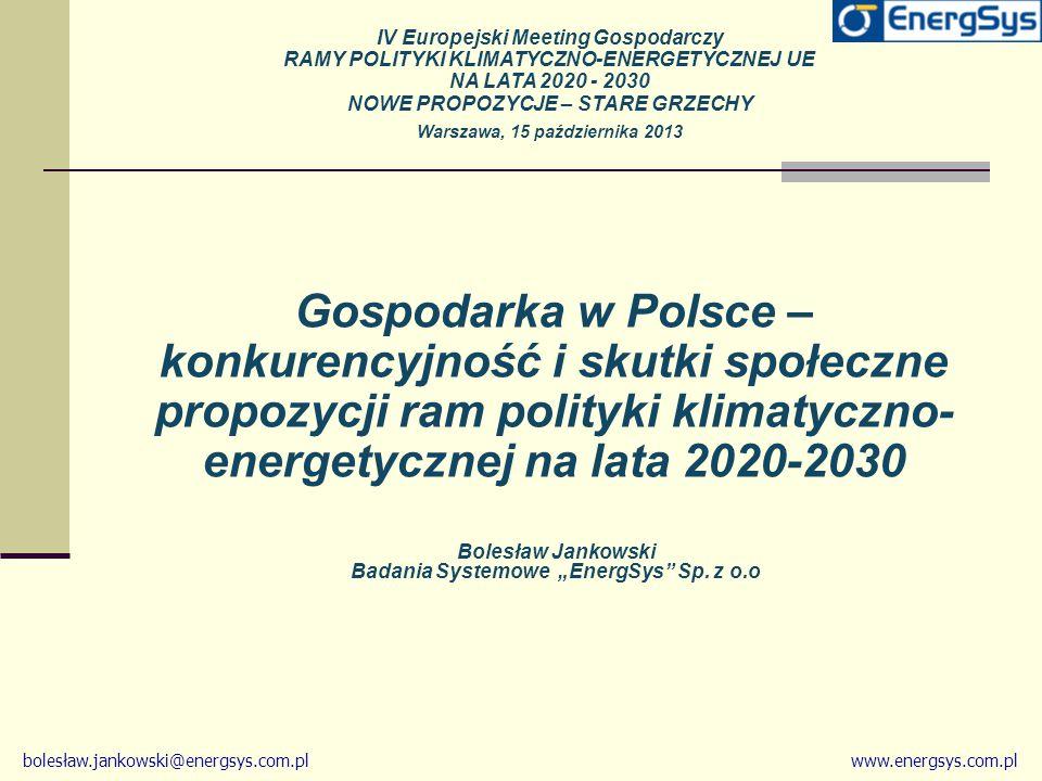 IV Europejski Meeting Gospodarczy