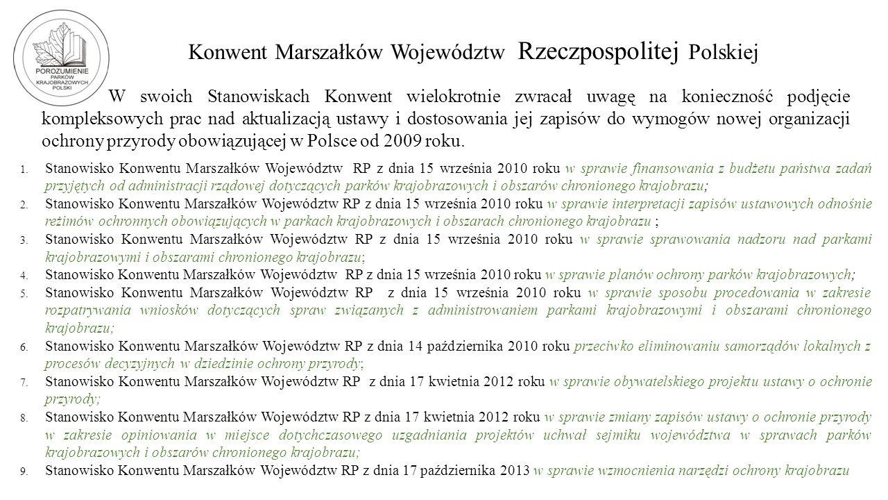 Konwent Marszałków Województw Rzeczpospolitej Polskiej