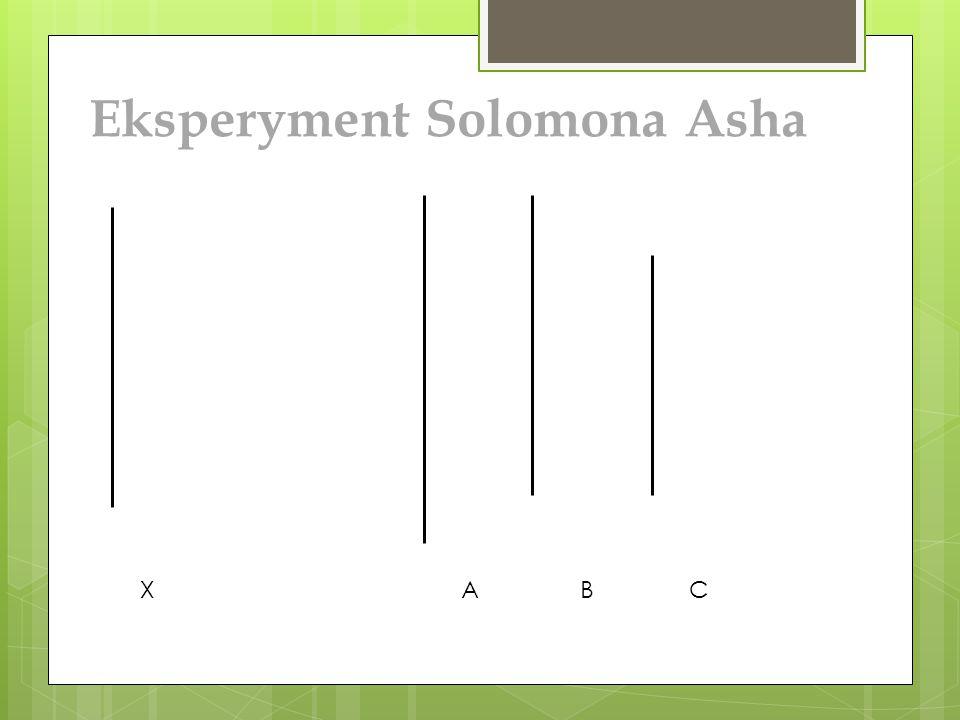 Eksperyment Solomona Asha