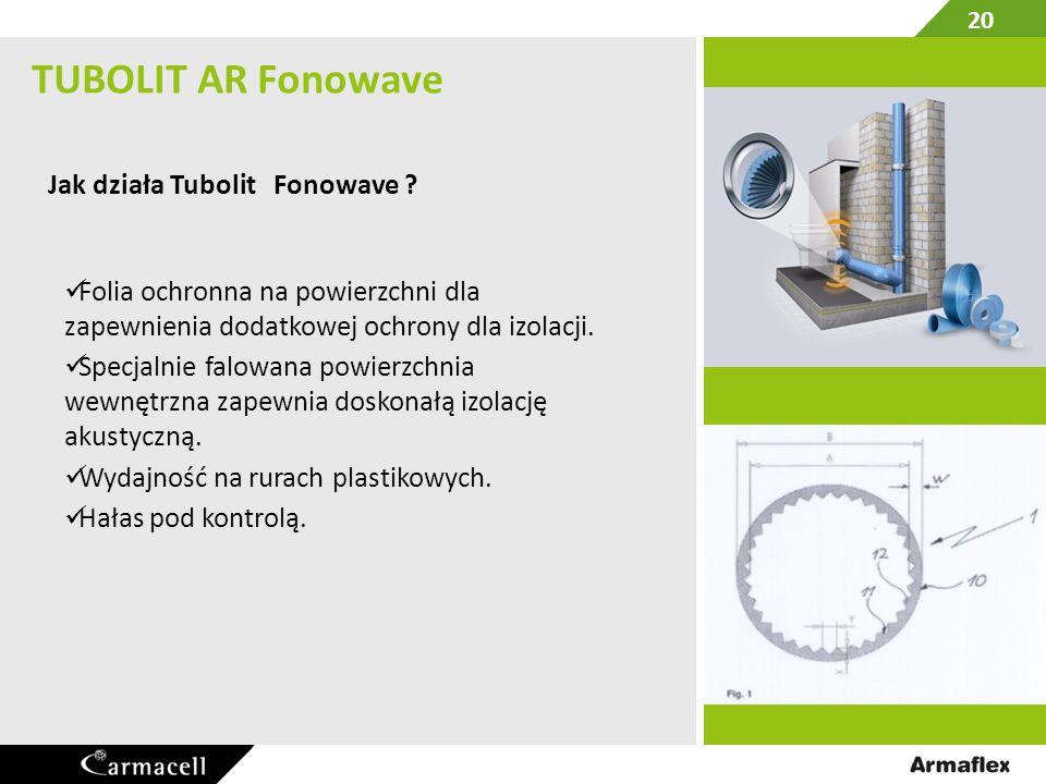 TUBOLIT AR Fonowave Jak działa Tubolit Fonowave