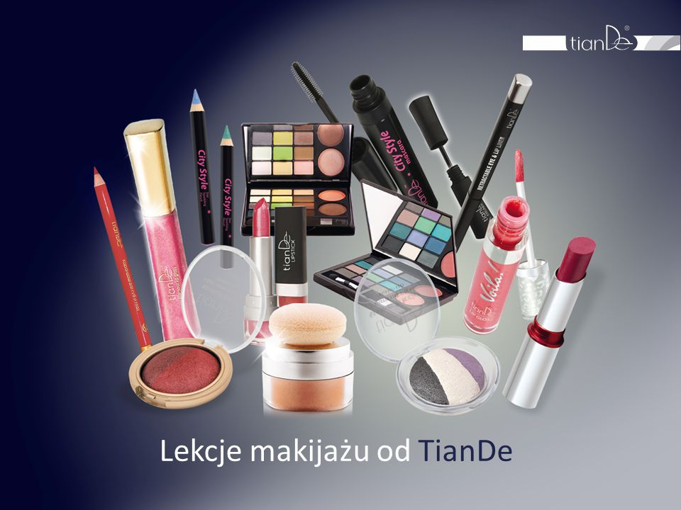 Lekcje makijażu od TianDe