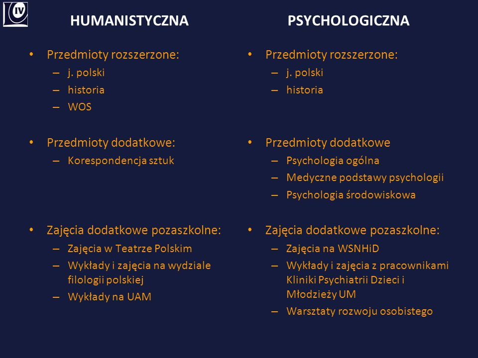HUMANISTYCZNA PSYCHOLOGICZNA