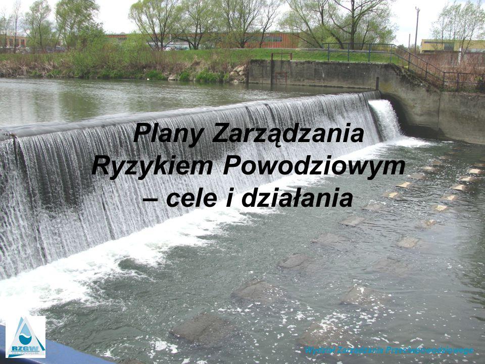 Plany Zarządzania Ryzykiem Powodziowym – cele i działania