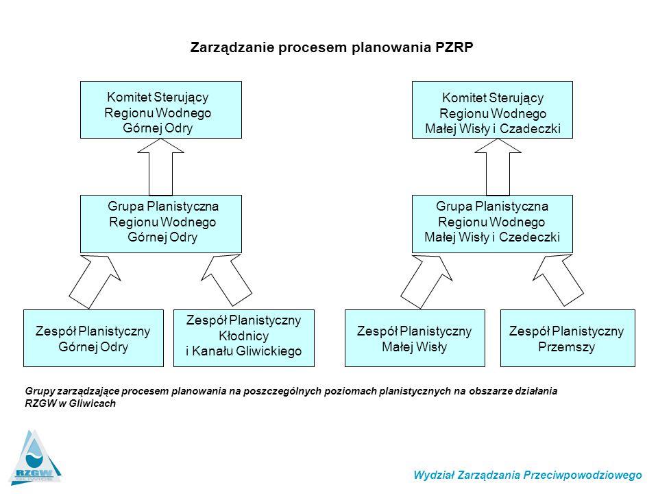 Zarządzanie procesem planowania PZRP