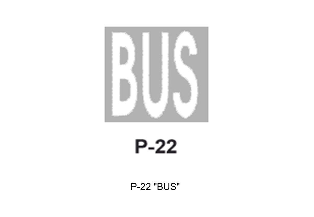 P-22 BUS