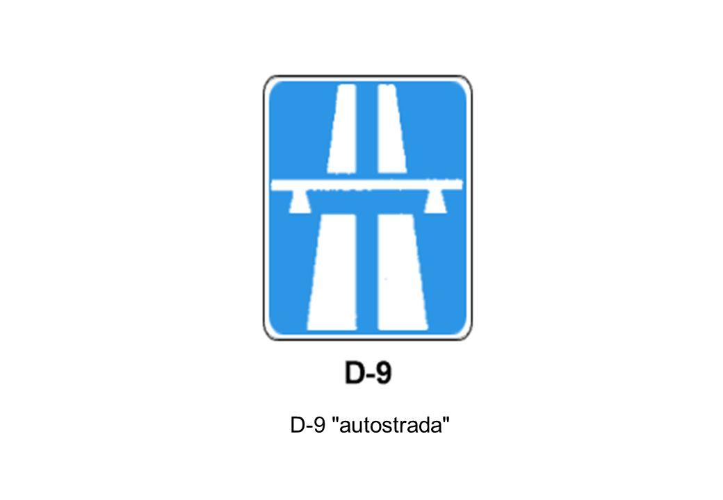 D-9 autostrada