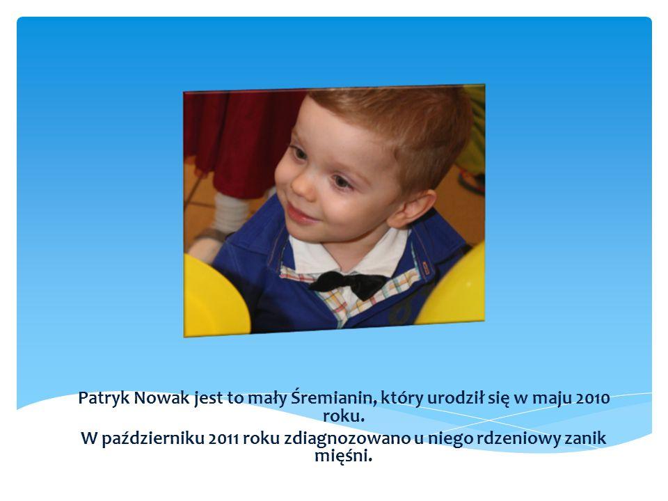 W październiku 2011 roku zdiagnozowano u niego rdzeniowy zanik mięśni.