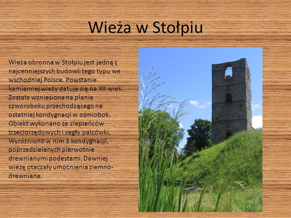 Wieża w Stołpiu