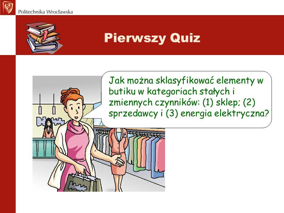 Pierwszy Quiz