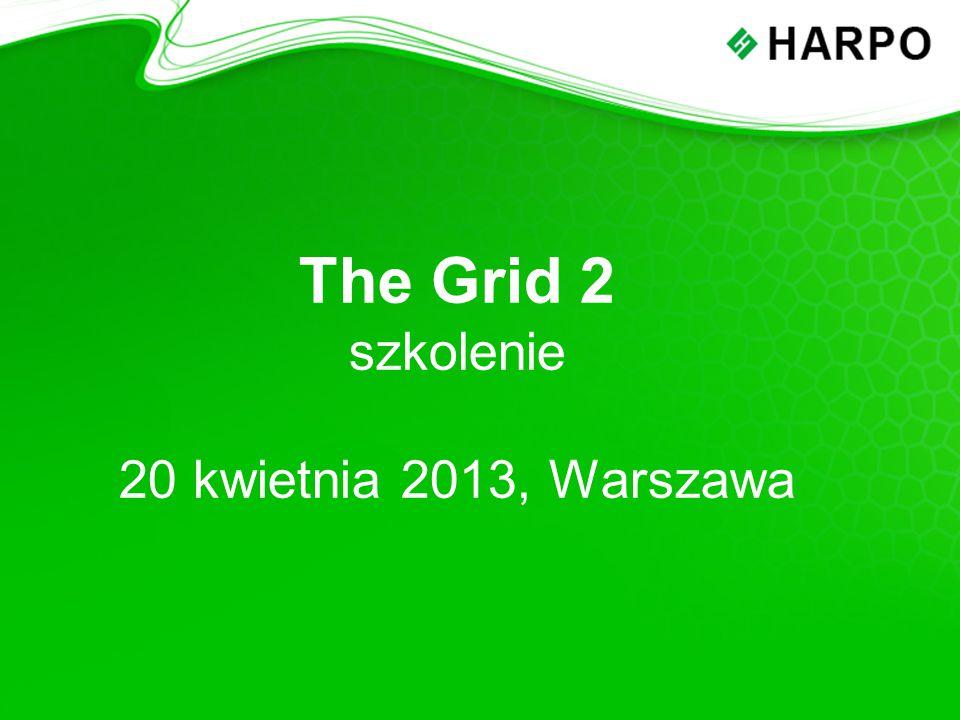 The Grid 2 szkolenie 20 kwietnia 2013, Warszawa