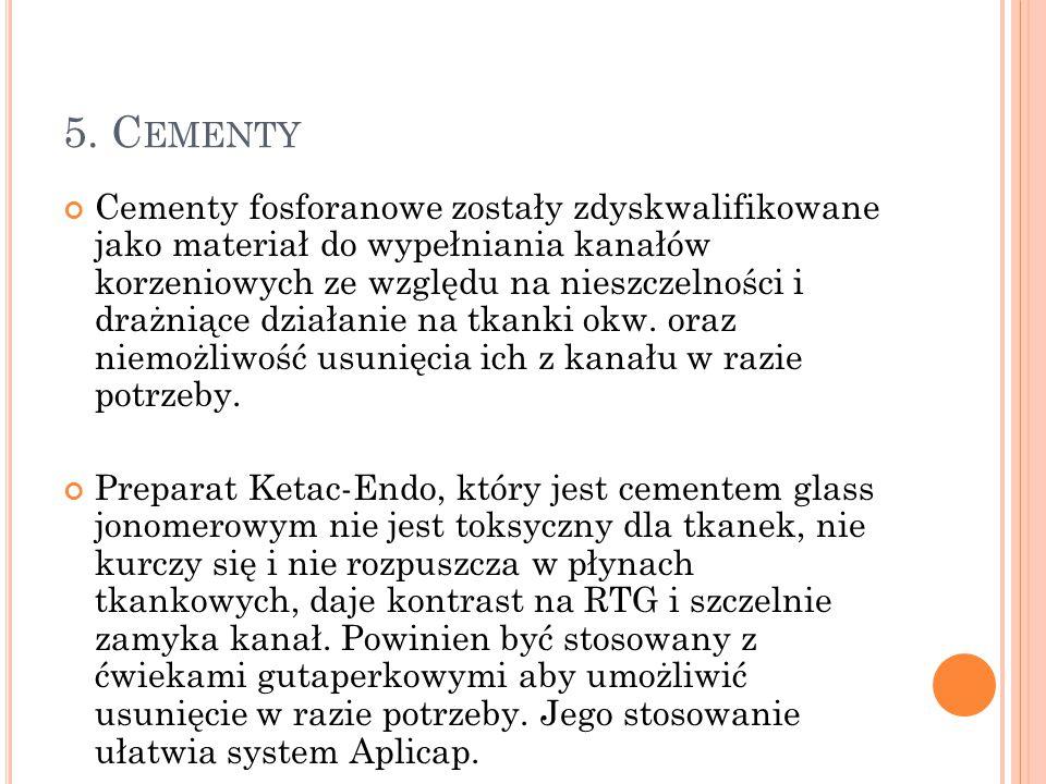 5. Cementy