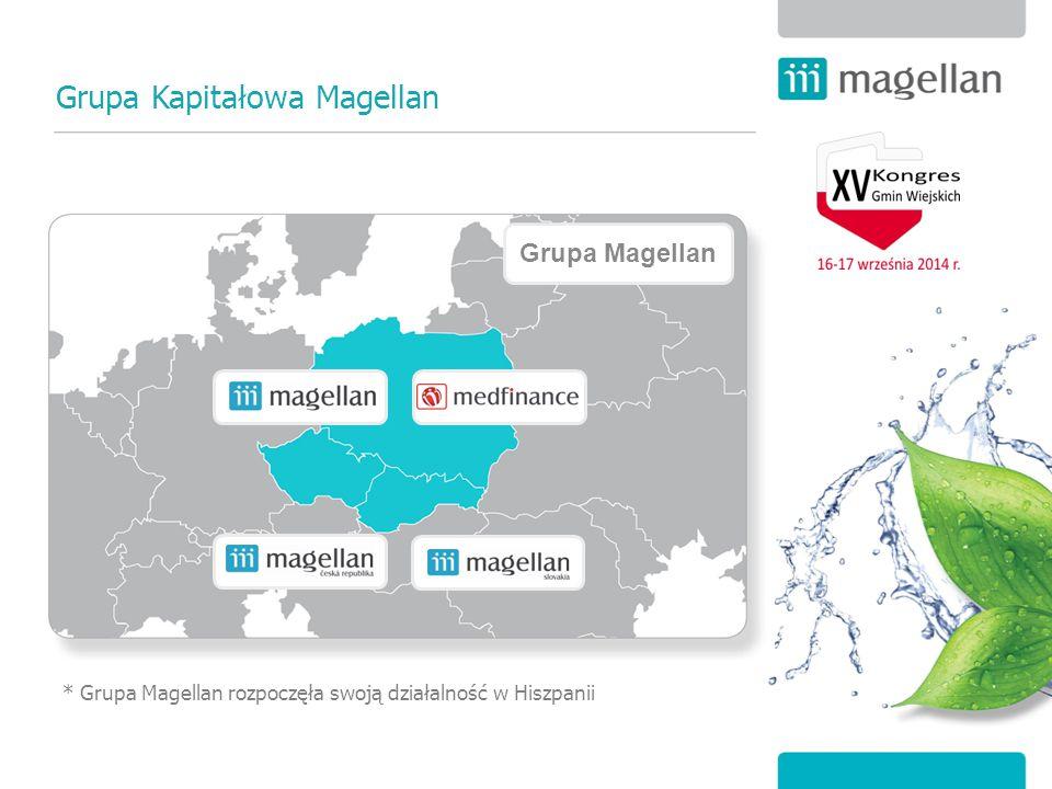 Grupa Kapitałowa Magellan