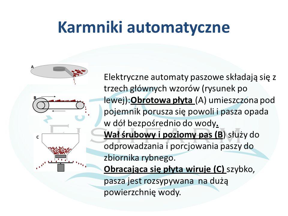 Karmniki automatyczne